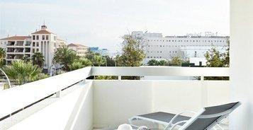 JUNIOR SUITE VISTA MAR Hotel Coral Suites & Spa