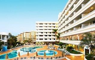 Бассейн Hotel Coral Suites & Spa
