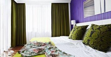 НОМЕР ЛЮКС С ВИДОМ НА МОРЕ Hotel Coral Suites & Spa
