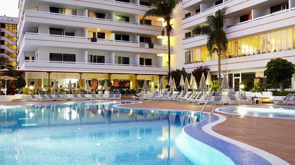 ОТКРЫТЫЕ БАССЕЙНЫ Hotel Coral Suites & Spa